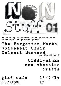 nonstuff poster 01