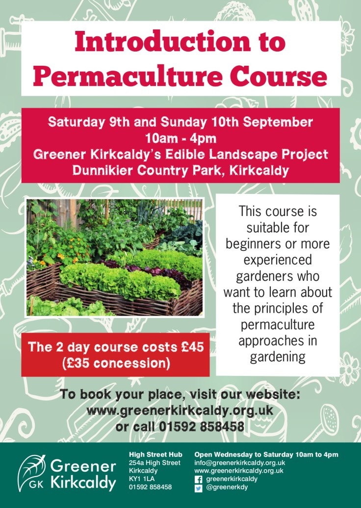 Permaculture September 2017