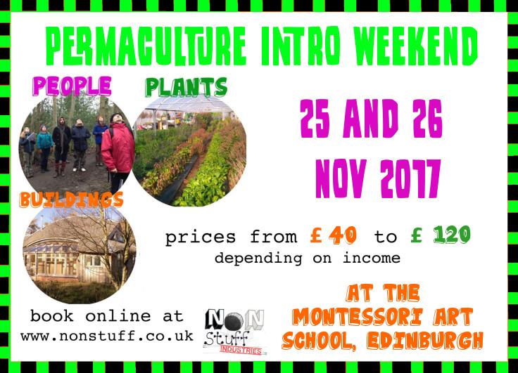 permaculture intro nov 2017